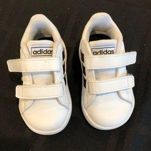Adidas 4c toddler sneakers.